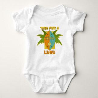 Body Para Bebê Luau 4