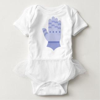Body Para Bebê Luva da armadura