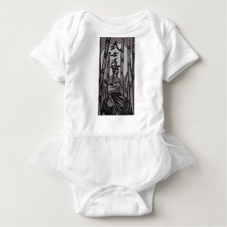 Body Para Bebê Luz de lua de Bushido