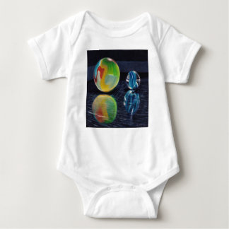 Body Para Bebê Luz de mármore
