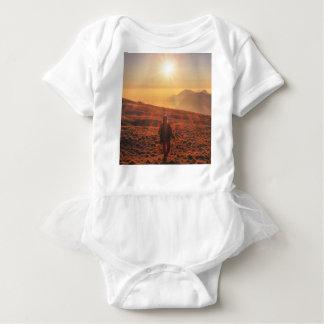 Body Para Bebê Luz do sol - alvorecer ou crepúsculo
