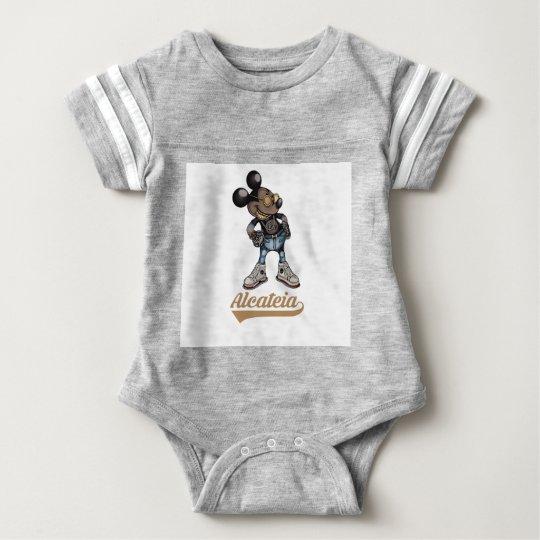 Body Para Bebê macacao bebe alcateiacrew