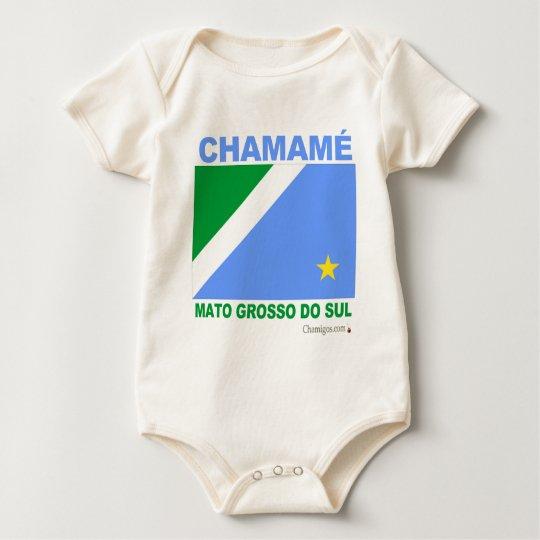 Body Para Bebê Macacão bebê - Chamamé Mato Grosso do Sul