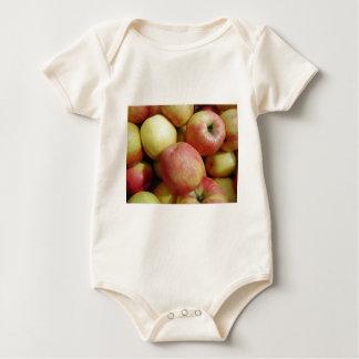 Body Para Bebê Maçãs