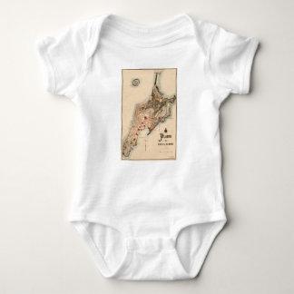 Body Para Bebê Macau 1889