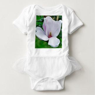 Body Para Bebê Magnólia elegante