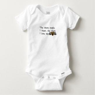 Body Para Bebê Mais pessoas eu encontro mais que eu gosto de meu