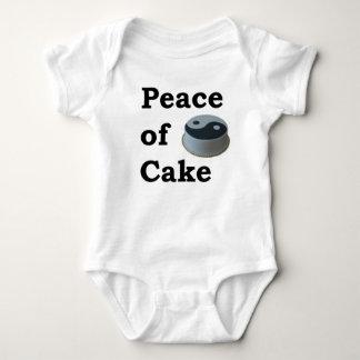 Body Para Bebê Mais zen qualquer coisa provérbios - paz do bolo