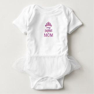 Body Para Bebê Mamã louca da representação histórica