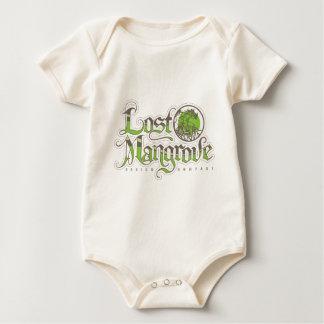 Body Para Bebê Manguezais perdidos