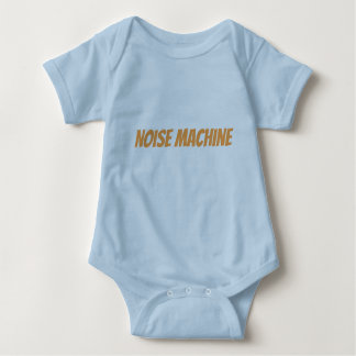 Body Para Bebê Máquina do ruído