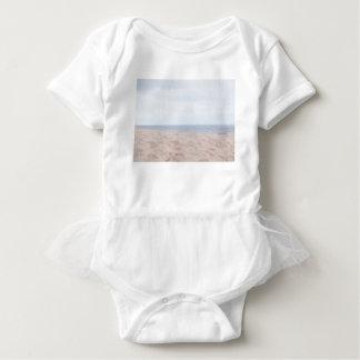 Body Para Bebê Mar e areia