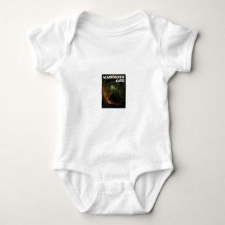 Body Para Bebê marrom gigantesco da caverna