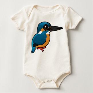Body Para Bebê Martinho pescatore da terra comum de Birdorable