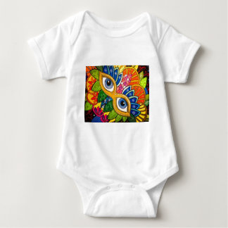 Body Para Bebê Máscara veneziano