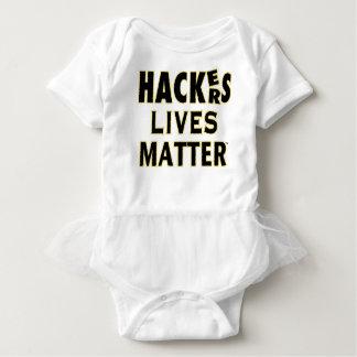 Body Para Bebê MATÉRIA das VIDAS dos cabouqueiros (YaWNMoWeR)