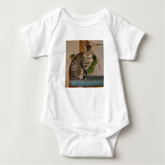 Body Para Bebê mau egípcio que senta 2