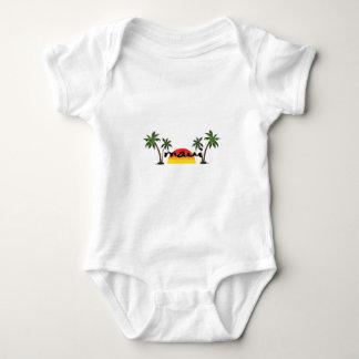 Body Para Bebê Maui Havaí