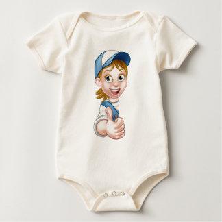 Body Para Bebê Mecânico ou canalizador fêmea do carpinteiro do