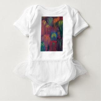 Body Para Bebê Medusa espectrais