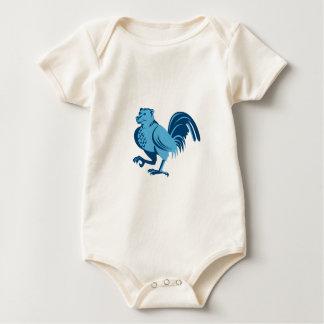 Body Para Bebê Meia marcha do híbrido da meia galinha do urso