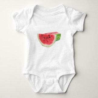 Body Para Bebê Melancia