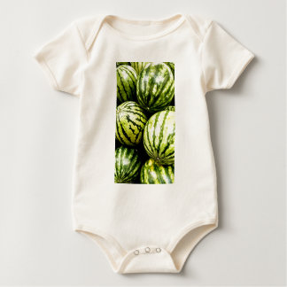 Body Para Bebê Melancias