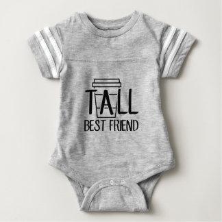 Body Para Bebê Melhor amigo alto