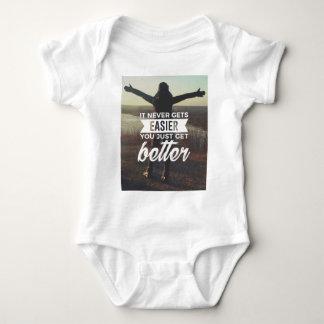 Body Para Bebê Melhor mais forte mais fácil