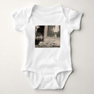 Body Para Bebê Memórias do vintage