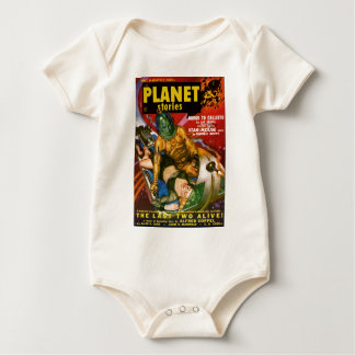 Body Para Bebê Menina de Marciano e de terra