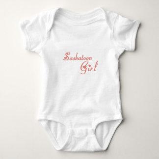 Body Para Bebê Menina de Saskatoon