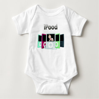 Body Para Bebê menina do iPood