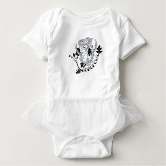 Body Para Bebê Menina lindo