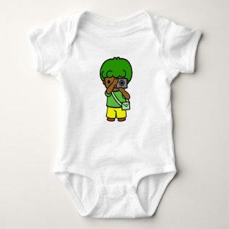 Body Para Bebê menino do fotógrafo