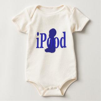 Body Para Bebê meninos do ipood