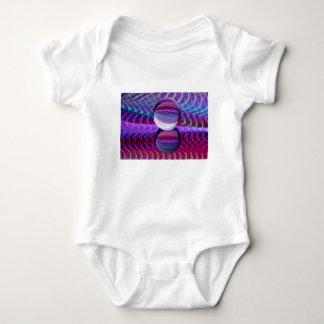 Body Para Bebê Mentiras na bola de cristal