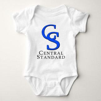 Body Para Bebê Mercadoria padrão central