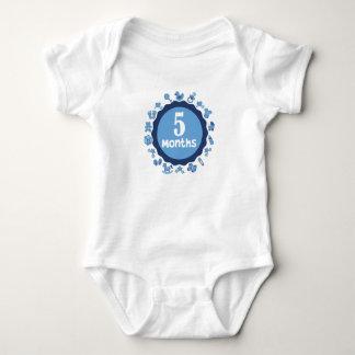 Body Para Bebê Mês do bebê o quinto