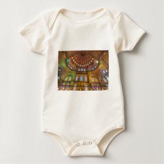 Body Para Bebê Mesquita azul Istambul