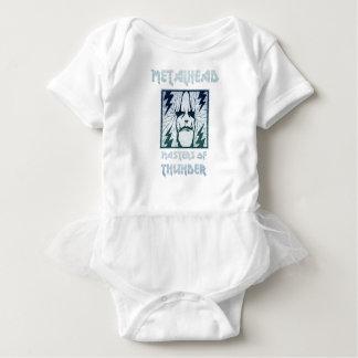 Body Para Bebê Mestrado do trovão