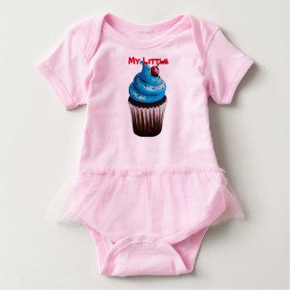Body Para Bebê Meu cupcake pequeno