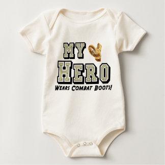 Body Para Bebê Meu herói