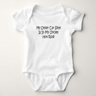 Body Para Bebê Meu outro banco de carro está em meu hot rod dos