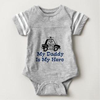 Body Para Bebê Meu pai é meu herói