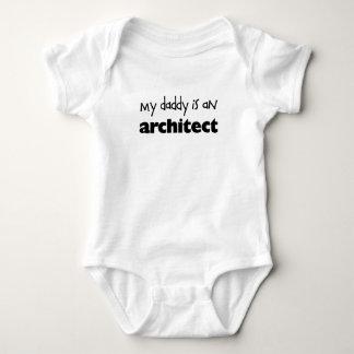 Body Para Bebê Meu pai é um arquiteto