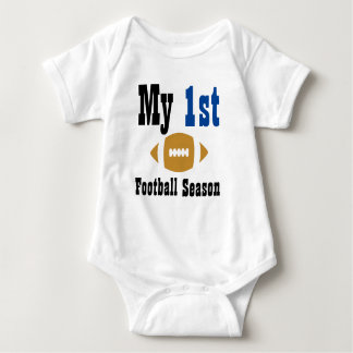 Body Para Bebê Meu primeiro Bodysuit do bebê da temporada de