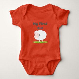 Body Para Bebê meu primeiro EID