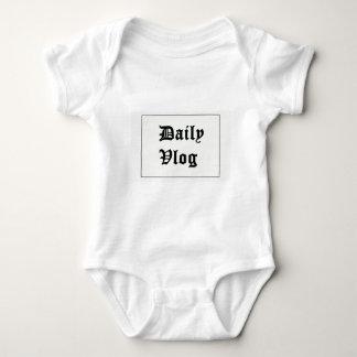 Body Para Bebê Meu primeiro merch de YouTube