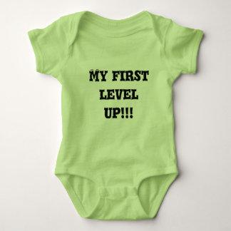 Body Para Bebê Meu primeiro nível acima